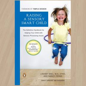 Raising a Sensory Smart Child cover page