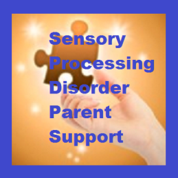Sensory Processing Disorder Parent Support logo